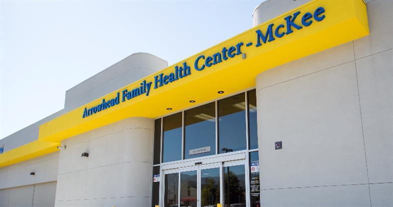 San Bernardino County Family Health Centers Primary Care Providers